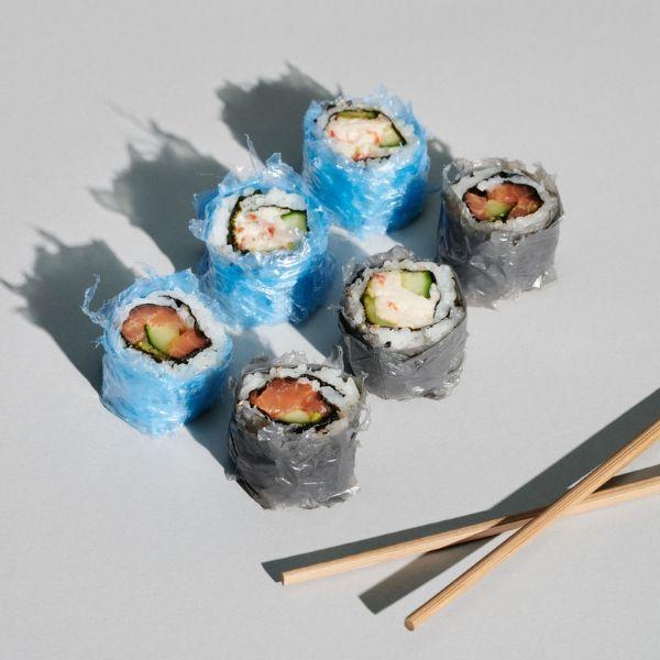 Sushi Microplastics