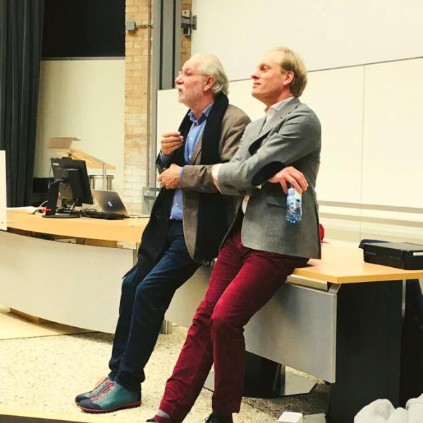 Jan Jonker and Niels Faber